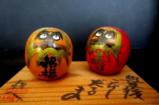 Oeufs de caille peints japonais